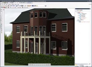 Ashampoo Home Designer Pro 3.3.0 - náhled