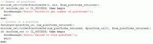 OpenCL pro Delphi 1.2 - náhled
