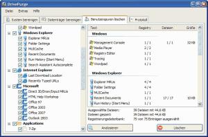 DrivePurge 1.1 - náhled