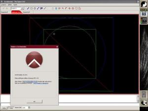 Archimedes: An architecture open CAD 0.66.1 - náhled