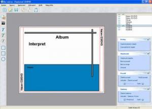 Popisovač CD/DVD - zadní strana - náhled