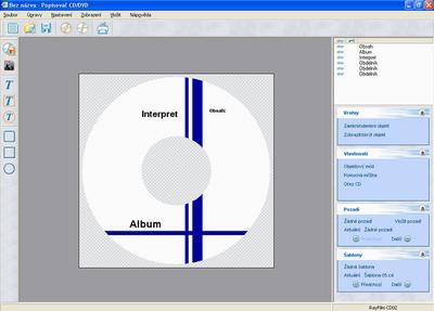 CD - DVD popisovač 4.2 - Plná licence - 1 licence