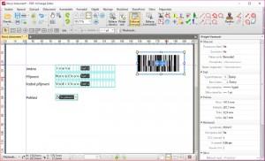 PDF-XChange Editor Plus - náhled