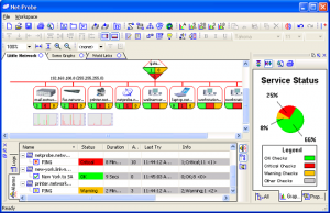 Net-Probe 3.0.1 - náhled
