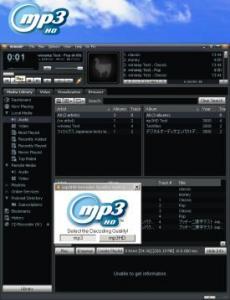mp3HD 2.3.4 - náhled