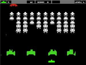New Space Invaders 1.0 - náhled