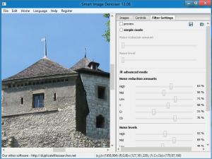 Smart Image Denoiser 12.08 - náhled