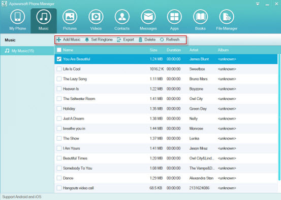 apowersoft phone manager full