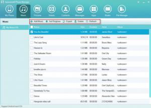 Apowersoft Phone Manager 2.7.3 - náhled