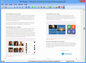 PDF Reader FOR Windows 1.0.2.2256 - náhled
