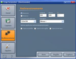 Fergo Screenshot 1.2.34 beta - náhled