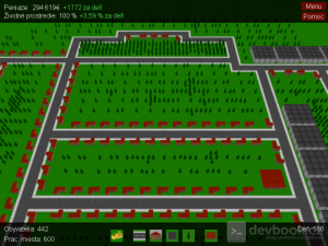 Green City 1.3 - náhled