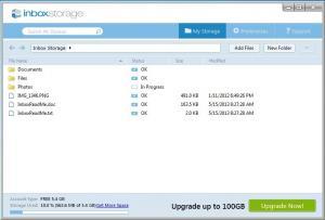 Inbox Storage 1.0.0.29 - náhled