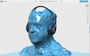 Autodesk 123D Design 1.4.51 - náhled