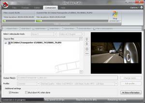 VSDC Free Video Converter 2.4.4 - náhled