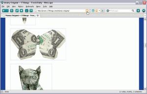 Netscape 9.0.0.6 - náhled