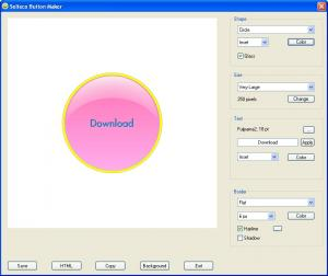 Selteco Button Maker 5.1.1 - náhled