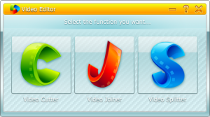 GiliSoft Video Editor 8.0 - náhled
