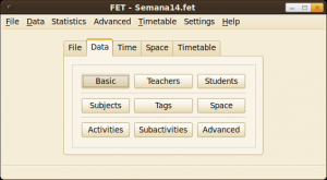FET 5.47.0 - náhled