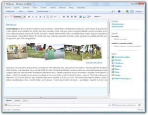 Windows Live Essentials 2011 - náhled