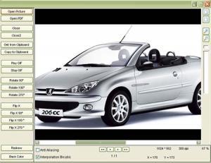 GdViewer OCX 4.11.17 - náhled