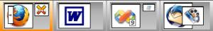 WindowsPager 1.02 - náhled
