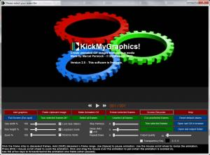 KickMyGraphics 2.0 - náhled
