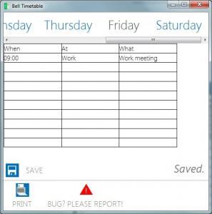 Bell Office 5.5.0.0 - náhled