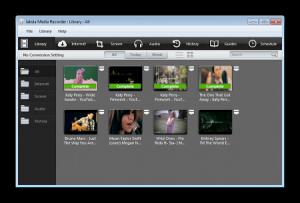 Jaksta Media Recorder 5.0.1.7 - náhled
