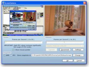 ScreenCamera 2.2.2.20 - náhled