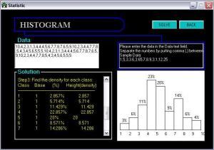 Statistics Problem Solver 2.2 - náhled