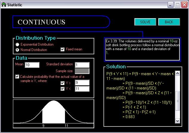 stats problem solver Statistics calculators online in mathematics, basic math statistics is the study of analysis, presentation, interpretation and collection of data.