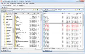 Multi Commander 7.0.0.2340 - náhled