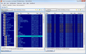 Multi Commander 9.6.1 Build 2582 - náhled