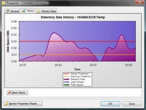 Corner Bowl Disk Monitor 10.0.0.157 - náhled