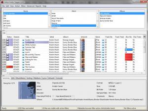 Jaikoz Audio Tagger 7.1.1 - náhled