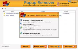 Popup Remover 2.0 - náhled