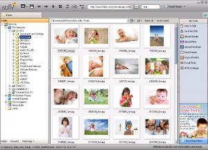 Fly Free Photo Editing & Viewer Software 2.68 - náhled