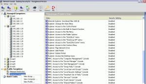 Desktop Security Rx 4.00.377 - náhled
