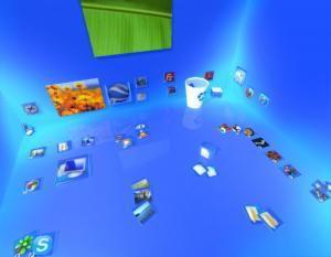 Real Desktop 2.08 - náhled