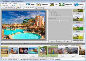Artensoft Photo Editor 1.5 - náhled