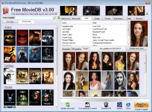 Free MovieDB 4.20 - náhled