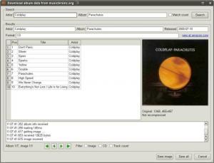 MP3 Diags 1.1.21 - náhled