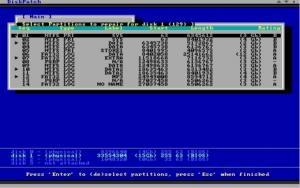 DiskPatch 4.0.300 - náhled