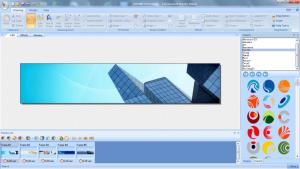 EximiousSoft Banner Maker 5.45 - náhled