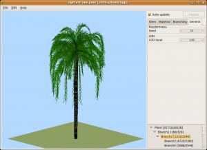 ngPlant 0.9.13 - náhled
