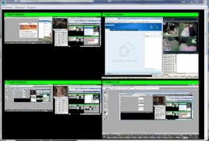 PC monitoring - náhled
