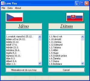 Love You 1.0.0.2 - náhled
