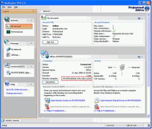 WallCooler VPN 2.1.275 - náhled