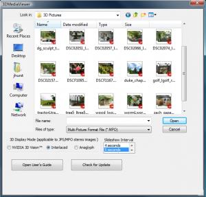 3DMediaViewer 3.0.1 - náhled